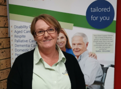 Direct Support Worker Donna