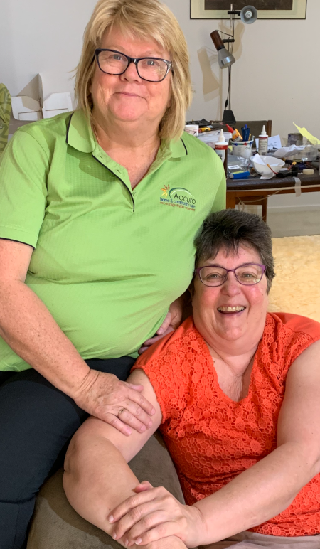 Hilda, an Accuro NDIS Client