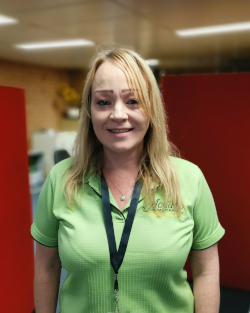 Kathryn, A Direct Support Worker