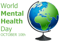 mental health day 10th oct